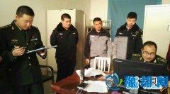 卢氏县消防大队联合公安局督察大队检查指导火灾防控工作