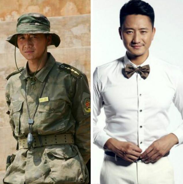 齐桓:饰演者高峰。高峰毕业于解放军艺术学院,参演《士兵突击》之前,就曾经出演过《我们的连队》等。之后又出演多部抗战片,2016年参演的《警察锅哥》广受好评。