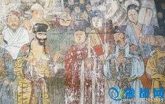 网红女壁画师被质疑毁文物 广胜寺:公司符合资质