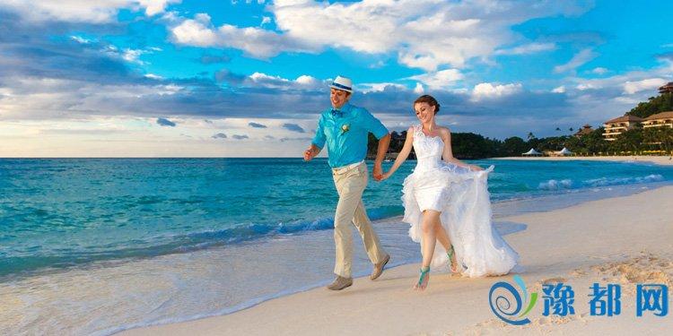 海边婚纱照拍摄技巧 拍摄浪漫唯美婚纱照