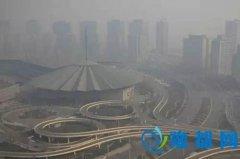 南北气流辐合致污染持续,口罩您还得戴几天