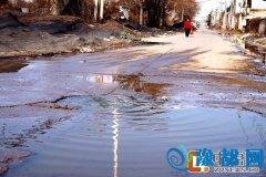 茅岗路上一个窨井已经向外冒脏水两个月 能否修修?