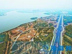 龙湖内环路今日正式通车 自驾游赏龙湖更方便