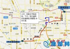 郑州165路公交车进行线路调整 调整方案出炉