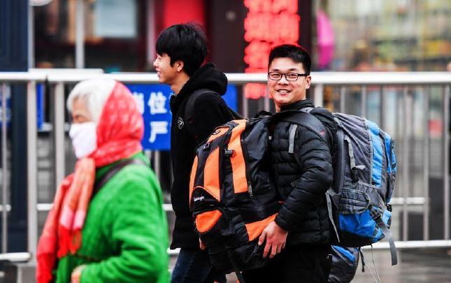 2017年春运今日落幕 河南累计发送旅客1.4亿人次