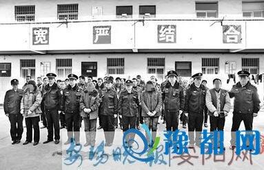 """安阳拘留""""老赖""""118人 发放执行案款3000余万"""