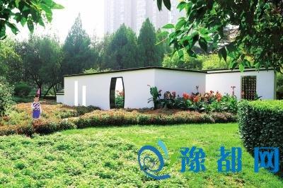 郑州四家公园改造迎国庆 不想出远门去遛遛吧