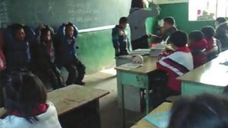 新华网:全国首次!青岛规定中小学可惩戒学生