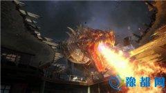 《使命召唤12》新DLC率先登陆PS4 巨龙降临僵尸战场