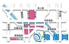 郑州4条地铁将穿文化服务区 6、14号线拟12月开工