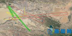中国近日或在新疆进行了反导试验