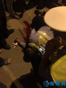 绍兴协警查酒驾被撞身亡 同事称平时工作压力大