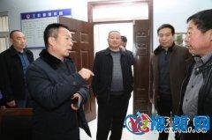 市司法局党委书记吕治民深入尉氏县调研基层司法行政工作