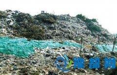 """""""垃圾围城"""" 郑州一垃圾填埋场两三年后或被填满"""
