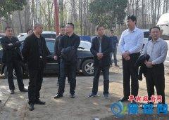 省农机局来平舆县调研指导农机化工作