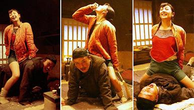 """辣眼睛!""""达康书记""""和张雨绮还拍过激情戏"""