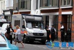 伦敦持刀袭击案嫌犯身份确认 未发现恐袭动机
