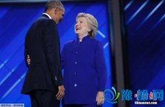 奥巴马支持率创第二任期新高 或助振希拉里选情