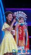 商丘5岁才女李妙涵登《非常6+1》 五一播出