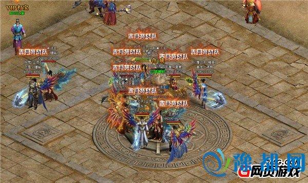 血性PK争霸皇城 赤月传说2pk玩法盘点