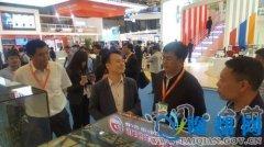县长王俊海带队参加2017国际太阳能产业及光伏工程(上海)展览会