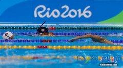 里约奥运最年轻运动员 13岁游泳选手成焦点(图)