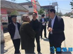 西华县委书记林鸿嘉暗访脱贫攻坚工作