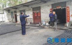 """平舆县工商局开展散煤销售点治理""""回头看""""行动"""