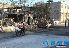 叙战事加剧150万居民频危 联合国呼吁紧急停火