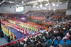 2017年首届中国陈家沟太极拳家乡赛第一分季赛举行