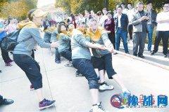 2017年驿城区全民健身月活动启动