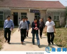 县委书记刘艳丽到吕河乡、皮店乡暗访脱贫攻坚工作
