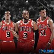 《NBA 2K17》公牛队崛起 韦德加盟与隆多、巴特勒抱团