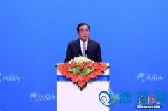 泰总理呼吁各方接受公投结果 民选政府或明年成立
