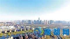 天那么蓝云那么白 郑州解除重污染天气黄色预警