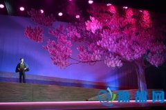 河南省戏曲进高校活动启动仪式暨首场演出在郑州大学举行
