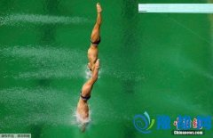 里约奥运泳池水质发臭不合格 跳水晨练遭取消
