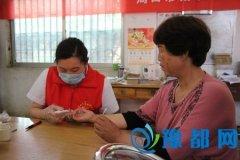 关爱留守儿童 助力精准扶贫 周口博爱医院在行动