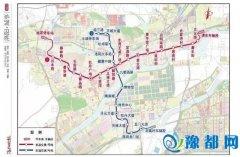 """洛阳地铁开始""""试验"""" 这些地方交通将受影响"""