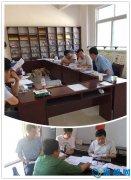 县政府办公室主任薛坤到史村铺村、大凡村指导脱贫攻坚工作