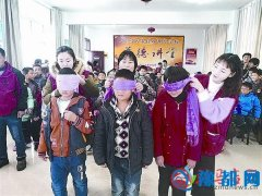 记者节温暖特殊儿童