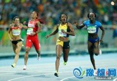 天太热!埃及选手奥运田径赛道被晒晕(图)