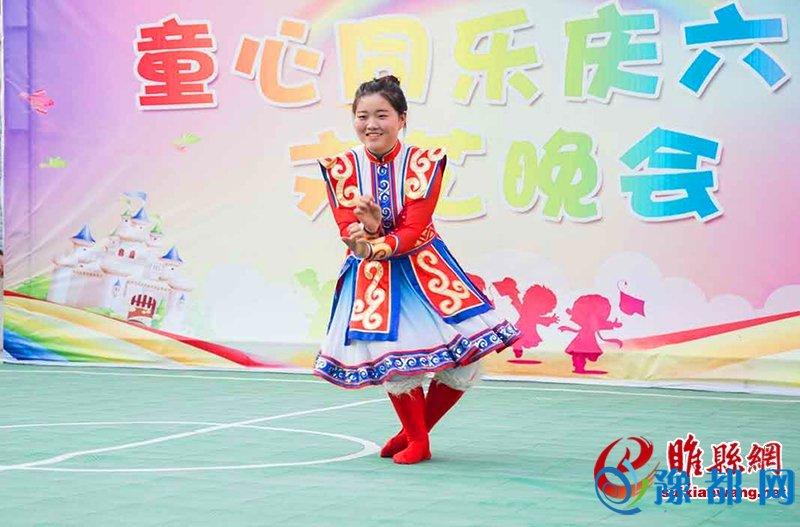 惠济好风相从国学幼儿园举办庆六一文艺晚会