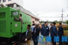 商城县供电公司:急购六台发电车,确保高考电无虞