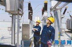 泌阳县供电公司开展设备特殊巡视和检查