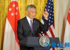 新加坡总理李显龙演讲突发不适 称下次大选将交棒