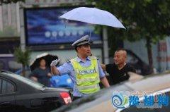 高考首日郑州交警救助各类意外情况考生15人 处理179起乱鸣笛行为