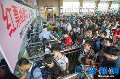 中国多地将迎来端午小长假客流高峰