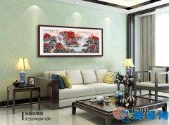 客厅山水装饰画 如何选择才能更高档