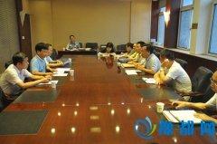 聂涛督导卫东区政法系统不作为慢作为专项整治工作开展情况